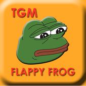 TGM Flappy Frog icon