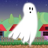 Flappy Halloween Holiday Games icon
