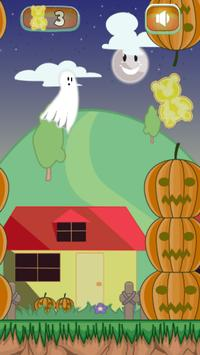 Flappy Halloween Holiday Games screenshot 3