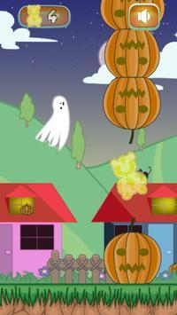 Flappy Halloween Holiday Games screenshot 1