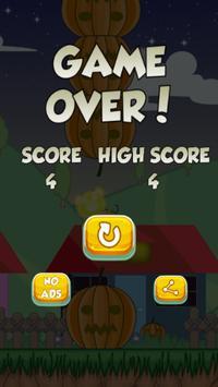 Flappy Halloween Holiday Games screenshot 2