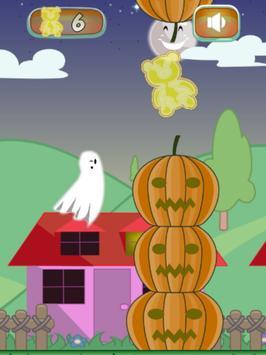 Flappy Halloween Holiday Games screenshot 5