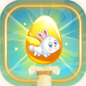 Flappy Bunny Easter icon