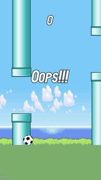 One Football Flappy screenshot 2