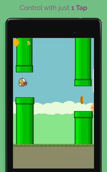 Foppy Bird - Fly Bird screenshot 9