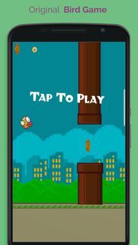 Foppy Bird - Fly Bird poster