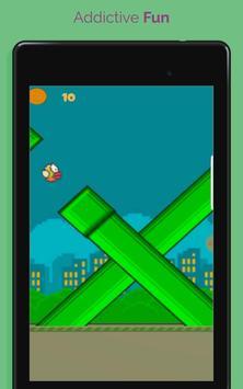 Foppy Bird - Fly Bird screenshot 10