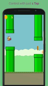 Foppy Bird - Fly Bird screenshot 1