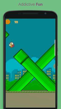 Foppy Bird - Fly Bird screenshot 2