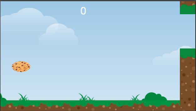 FlappyCookie apk screenshot