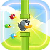 Flappy Duck Squad icon