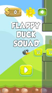 Flappy Duck Squad poster