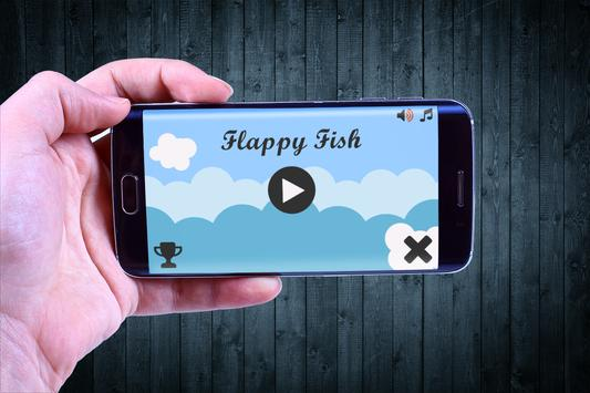Flappy Fish poster