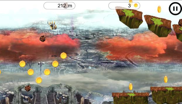 flappy helicopter war screenshot 2