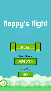 flappy's flight poster