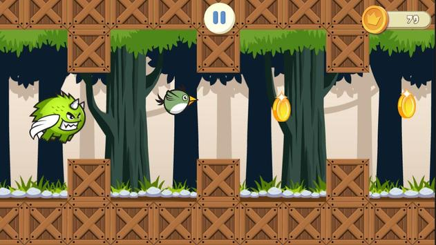Flappy Wild Bird apk screenshot