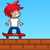 Skateboard Jump icon
