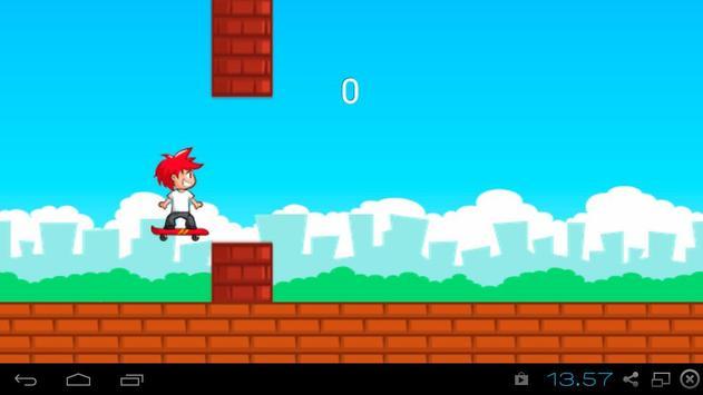 Skateboard Jump apk screenshot