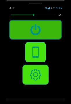 Flash for Call & SMS apk screenshot