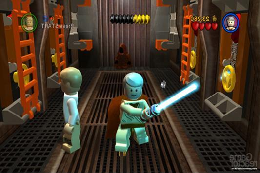 Guide: LEGO Star Wars screenshot 1