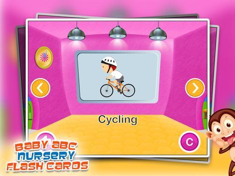 Baby ABC Nursery Flash Cards apk screenshot