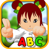 Kids ABC Alphabets Flash Cards icon