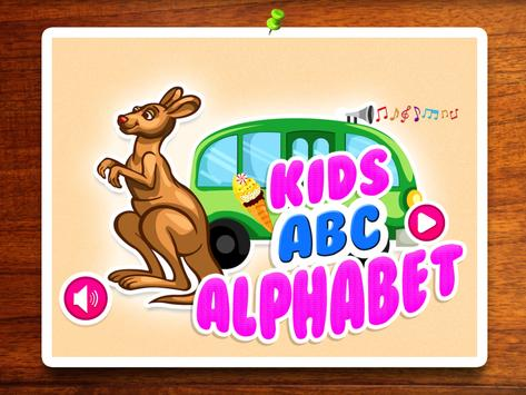 Kids ABC Alphabets Flash Cards apk screenshot