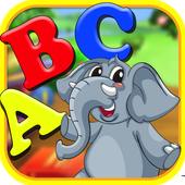 PreSchool Kids ABC Flash Cards icon