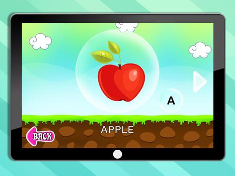 PreSchool Kids ABC Flash Cards apk screenshot