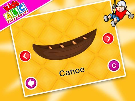 Kids ABC Flash Cards apk screenshot