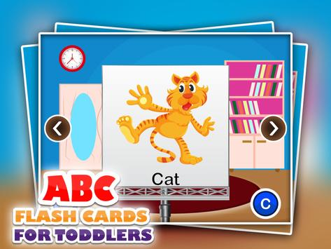 ABC Flash Card For Toddler apk screenshot