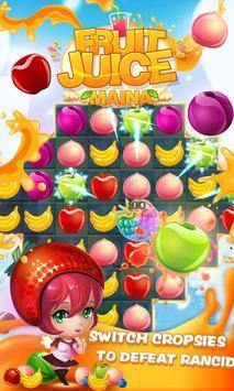 Fruit Juice Mania poster