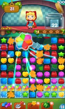 Jelly Mania-Candy Blast apk screenshot