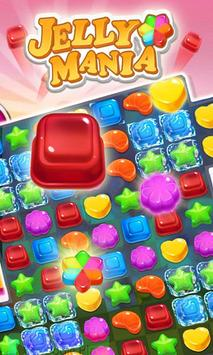Jelly Mania-Candy Blast poster