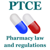 PTCE Pharmacy Law Regulations Flashcards 2018 simgesi