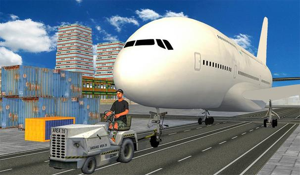 Real Plane Mechanic: Airplane Ground Flight Staff screenshot 14