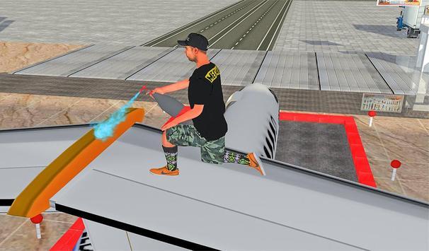 Real Plane Mechanic: Airplane Ground Flight Staff screenshot 16