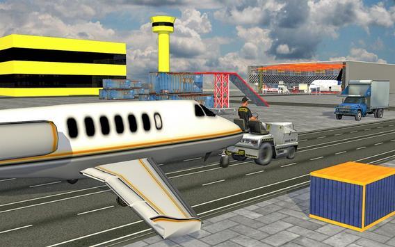 Real Plane Mechanic: Airplane Ground Flight Staff screenshot 13