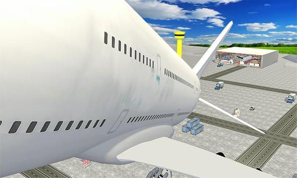 Real Plane Mechanic: Airplane Ground Flight Staff screenshot 3