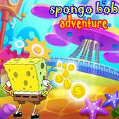Super Sponge Run Adventure icon