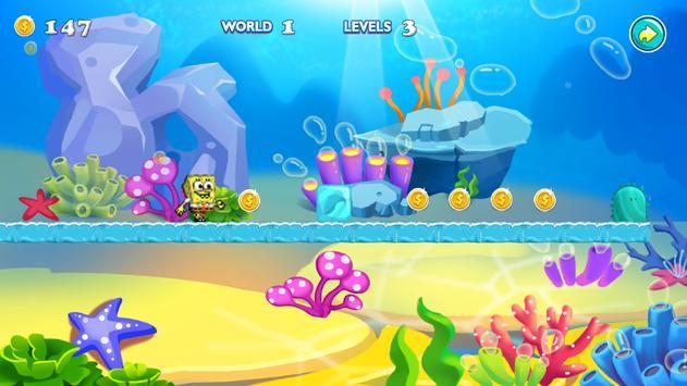 Super Sponge Run Adventure screenshot 4