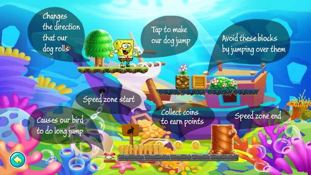 Super Sponge Run Adventure screenshot 5