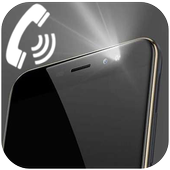 flash alert notification call icon