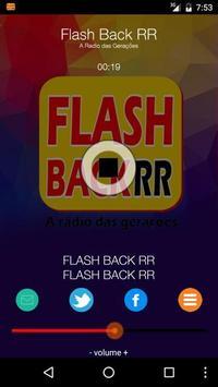 Flash Back RR poster