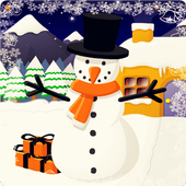Make Christmas Card icon