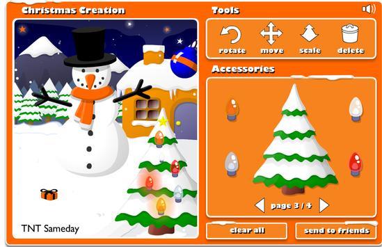 Make Christmas Card apk screenshot