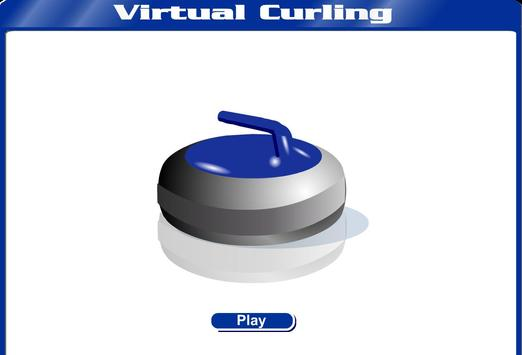 Pro Curling poster