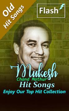 Mukesh Hit Songs screenshot 1