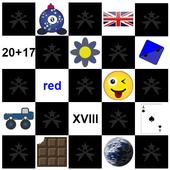 Rockin' Pairs Memory Game icon