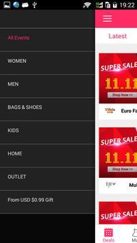 Flash - Deals in Style apk screenshot